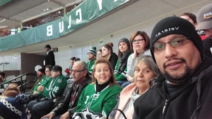 Leopoldo attended Dallas Stars vs. New Jersey Devils - NHL on Jan 2nd 2019 via VetTix