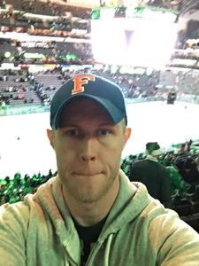 Thomas attended Dallas Stars vs. New Jersey Devils - NHL on Jan 2nd 2019 via VetTix