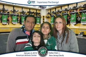 Rolando attended Dallas Stars vs. New Jersey Devils - NHL on Jan 2nd 2019 via VetTix