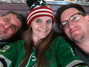 Amy attended Dallas Stars vs. New Jersey Devils - NHL on Jan 2nd 2019 via VetTix