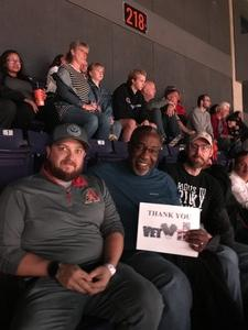 Jay attended Phoenix Suns vs. Philadelphia 76ers - NBA on Jan 2nd 2019 via VetTix