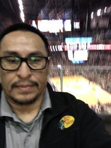Marvin attended Phoenix Suns vs. Philadelphia 76ers - NBA on Jan 2nd 2019 via VetTix