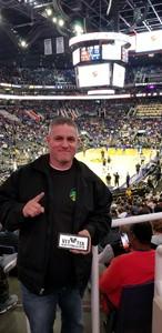 Shawn attended Phoenix Suns vs. Philadelphia 76ers - NBA on Jan 2nd 2019 via VetTix