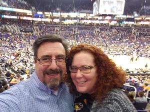 Shelley attended Phoenix Suns vs. LA Clippers - NBA on Jan 4th 2019 via VetTix