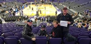 Gary attended Phoenix Suns vs. LA Clippers - NBA on Jan 4th 2019 via VetTix