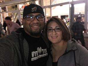 SGT Spencer attended Phoenix Suns vs. LA Clippers - NBA on Jan 4th 2019 via VetTix