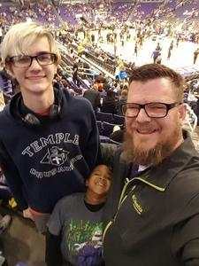 Daniel attended Phoenix Suns vs. LA Clippers - NBA on Jan 4th 2019 via VetTix