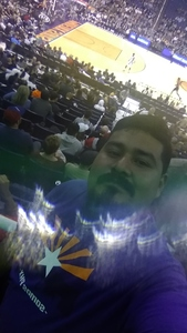 Richard attended Phoenix Suns vs. LA Clippers - NBA on Jan 4th 2019 via VetTix