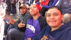 Jake attended Phoenix Suns vs. LA Clippers - NBA on Jan 4th 2019 via VetTix