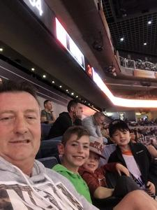 Robert attended Phoenix Suns vs. LA Clippers - NBA on Jan 4th 2019 via VetTix