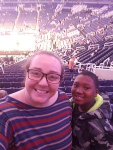 Heather attended Phoenix Suns vs. LA Clippers - NBA on Jan 4th 2019 via VetTix