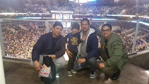 Daniel attended Phoenix Suns vs. LA Clippers - NBA on Jan 4th 2019 via VetTix