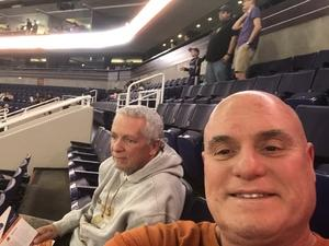 Tibor attended Phoenix Suns vs. LA Clippers - NBA on Jan 4th 2019 via VetTix