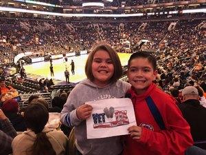 David attended Phoenix Suns vs. LA Clippers - NBA on Jan 4th 2019 via VetTix