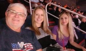 Alan attended Phoenix Suns vs. LA Clippers - NBA on Jan 4th 2019 via VetTix