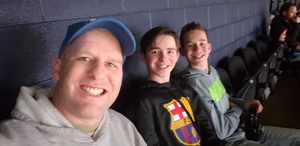 Nathan attended Monster Jam Triple Threat Series - Motorsports/racing on Jan 4th 2019 via VetTix