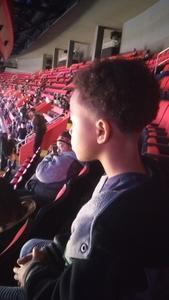 Vincent attended Detroit Pistons vs. Orlando Magic - NBA on Jan 16th 2019 via VetTix