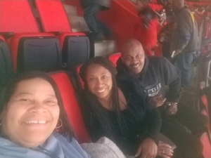 Willie attended Detroit Pistons vs. Miami Heat - NBA on Jan 18th 2019 via VetTix