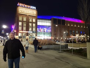 Jerry attended Detroit Pistons vs. Miami Heat - NBA on Jan 18th 2019 via VetTix