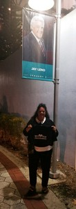 June Palomo Reynolds attended Jay Leno Live In Concert on Jan 5th 2019 via VetTix