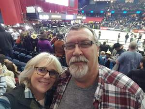 Jeff attended PBR - Unleash the Beast - Sunday Performance Only on Jan 13th 2019 via VetTix