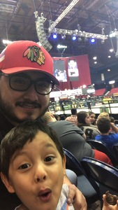 Raul attended PBR - Unleash the Beast - Sunday Performance Only on Jan 13th 2019 via VetTix