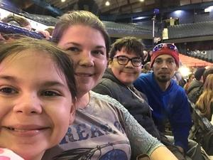 Rebecca attended PBR - Unleash the Beast - Sunday Performance Only on Jan 13th 2019 via VetTix