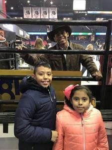 Alejandro attended PBR - Unleash the Beast - Sunday Performance Only on Jan 13th 2019 via VetTix