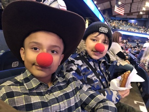 juan attended PBR - Unleash the Beast - Sunday Performance Only on Jan 13th 2019 via VetTix