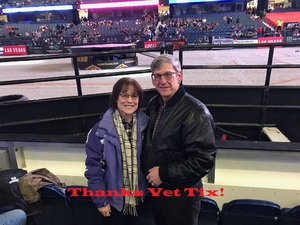 Mike V. attended PBR - Unleash the Beast - Sunday Performance Only on Jan 13th 2019 via VetTix