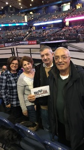 ziad attended PBR - Unleash the Beast - Sunday Performance Only on Jan 13th 2019 via VetTix