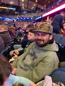 Daniel attended PBR - Unleash the Beast - Sunday Performance Only on Jan 13th 2019 via VetTix