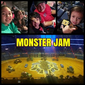 Paul-Francis attended Monster Jam Triple Threat Series - Motorsports/racing on Jan 5th 2019 via VetTix