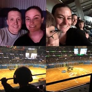 Jason attended Monster Jam Triple Threat Series - Motorsports/racing on Jan 5th 2019 via VetTix