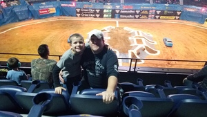 Curt attended Monster Jam Triple Threat Series - Motorsports/racing on Jan 5th 2019 via VetTix