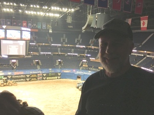 keith attended Monster Jam Triple Threat Series - Motorsports/racing on Jan 5th 2019 via VetTix