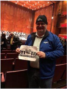Jeffery attended Brahms Symphony No. 4 - Presented by the San Antonio Symphony on Jan 11th 2019 via VetTix