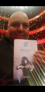 Augustine attended Brahms Symphony No. 4 - Presented by the San Antonio Symphony on Jan 11th 2019 via VetTix