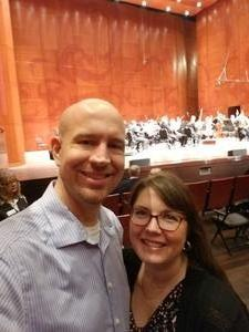 Benjamin attended Brahms Symphony No. 4 - Presented by the San Antonio Symphony on Jan 11th 2019 via VetTix