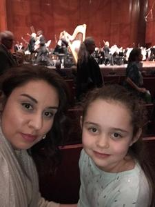 DeAndra attended Brahms Symphony No. 4 - Presented by the San Antonio Symphony on Jan 11th 2019 via VetTix