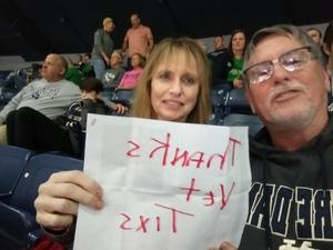 Steve holmes attended Notre Dame Fighting Irish vs. Syracuse - NCAA Men's Basketball on Jan 5th 2019 via VetTix
