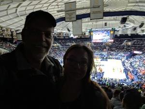 Jamie attended Notre Dame Fighting Irish vs. Syracuse - NCAA Men's Basketball on Jan 5th 2019 via VetTix