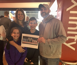 CHRISTOPHER attended Hartford Wolf Pack vs. Syracuse Crunch - AHL on Feb 8th 2019 via VetTix