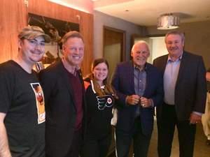 Joseph attended Philadelphia Flyers vs. St. Louis Blues - NHL on Jan 7th 2019 via VetTix