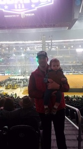 Jordan attended Winstar World Casino and Resort PBR Global Cup USA - Saturday Only on Feb 9th 2019 via VetTix