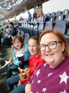 EMILEE attended Winstar World Casino and Resort PBR Global Cup USA - Sunday Only on Feb 10th 2019 via VetTix