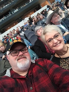 Richard attended Winstar World Casino and Resort PBR Global Cup USA - Sunday Only on Feb 10th 2019 via VetTix