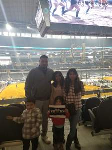 christian attended Winstar World Casino and Resort PBR Global Cup USA - Sunday Only on Feb 10th 2019 via VetTix