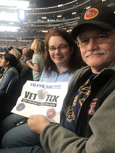 Francis attended Winstar World Casino and Resort PBR Global Cup USA - Sunday Only on Feb 10th 2019 via VetTix