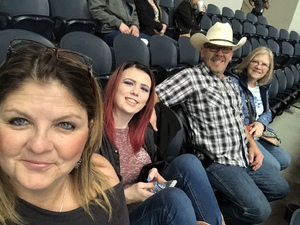 William attended Winstar World Casino and Resort PBR Global Cup USA - Sunday Only on Feb 10th 2019 via VetTix